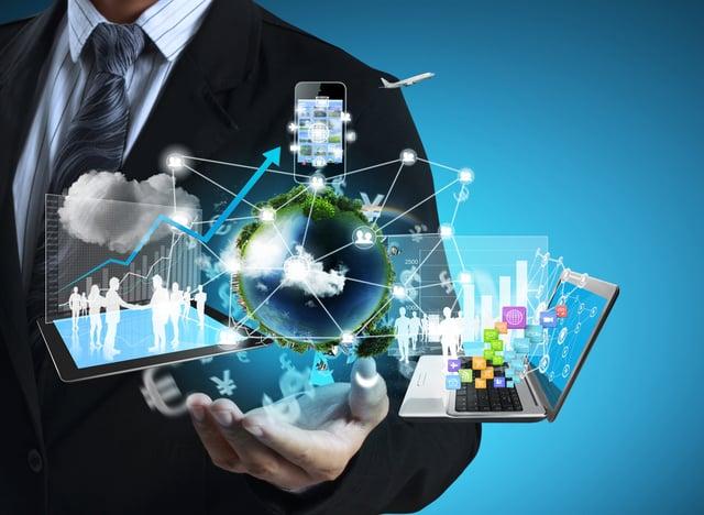 Information Technology Illustration