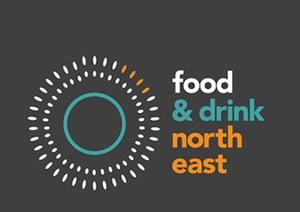 Food & Drink North East Logo
